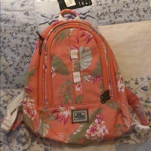 Dakine backpack cosmo canvas NWT